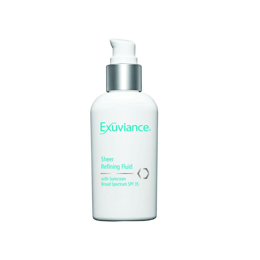 exuviance Sheer refining fluid