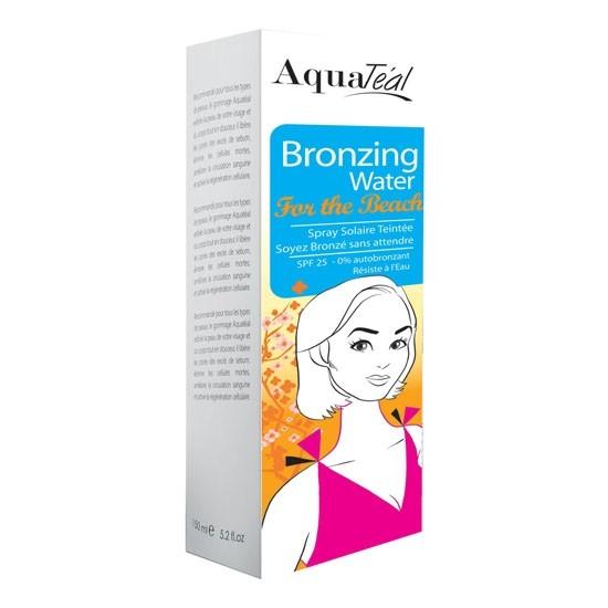 Aquateal-bronzing-water-beach-special-SPF25-shop-harley-street-emporium