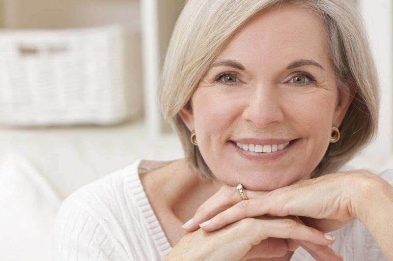 menopause+dhea+skin