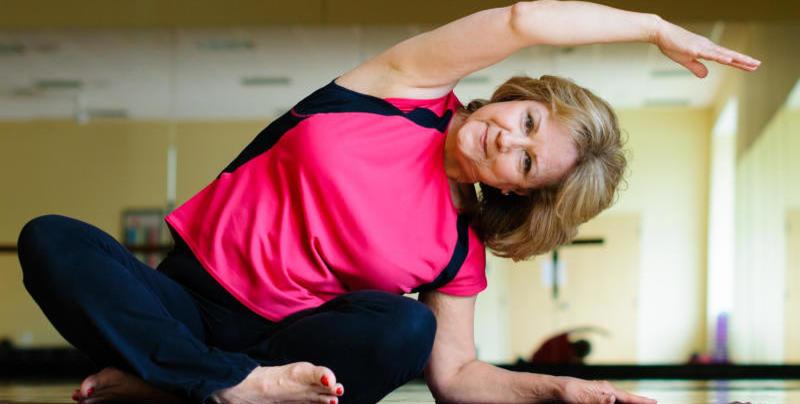 woman-yoga-menopause-weight-gain-harley-street-emporium