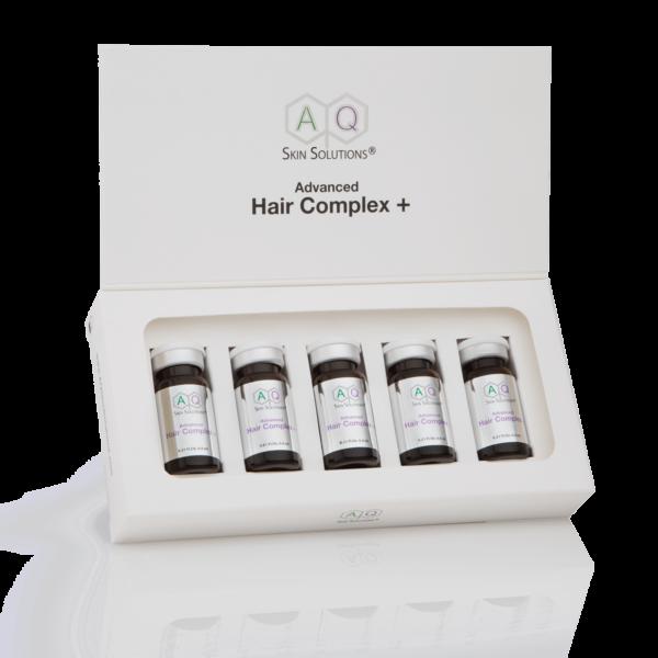 AQ Skin Solutions Advanced Hair Complext shop harley street emporium