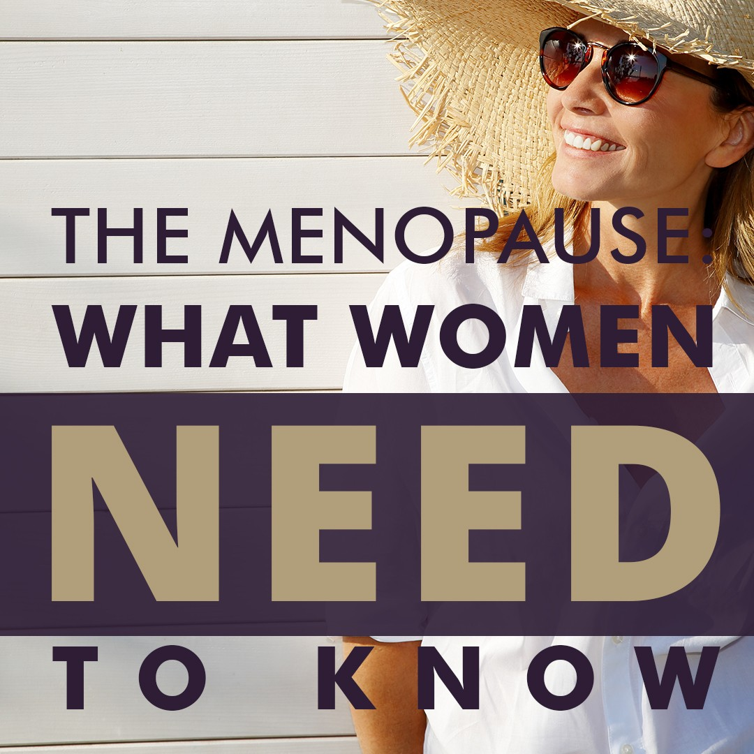 a few menopausal thoughts event
